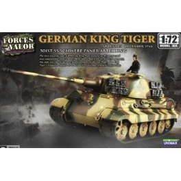 Force of valor 87009 Tigre royal allemand 39/45