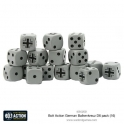German Balkenkreuz D6 Dice (16)