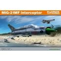 Eduard 70141 MiG-21MF ProfiPack 1/72