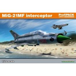 EDUARD 70141 MiG-21 MF ProfiPack