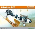 EDUARD 8113 Albatros D.V ProfiPack 1/48