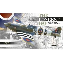 "Eduard 2125 Spitfire Mk.IX Dual Combo ""The Longest Day"""