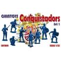 Chintoys 32009 Conquistadores (set 1)