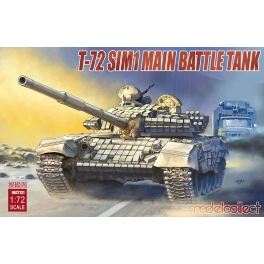 Modelcollect 72131 T-72 SIM1