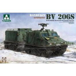 takom 2083 Chenillette BV 206S