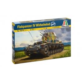 Italeri 7074 Flakpanzer Wirbelwind