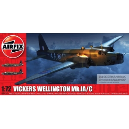 Airfix 8019 Vickers Wellington Mk.IA/C