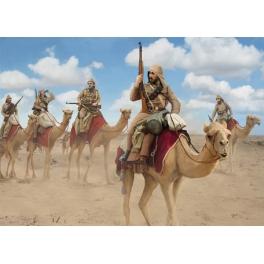 167 strelets Corps turc des chameliers