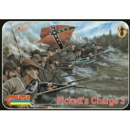 strelets 178 Charge de Pickett à Gettisburg - Set 3