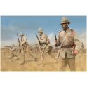 strelets M123 Corps impérial britannique de chameliers à pied