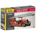 HE80780 Camion Pompiers Bonneville