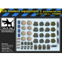 Black dog T72009 equipement moderne US set 1