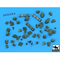 Black dog T72028 Israeli equipment set 1