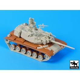 Black dog T72066 Magach 6 B IDF conversion set
