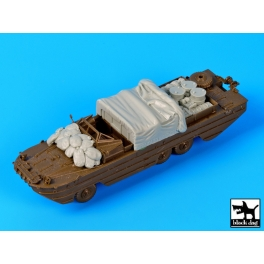 Black dog T72069 DUKW accessories set