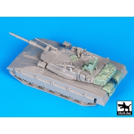 Black dog T72071 Merkava Mk III accessories set