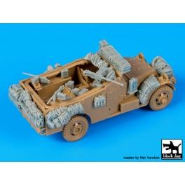 Black dog T72074 M 3 Scout car accessories set