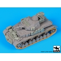 Black dog T72075 Pz. Kpfw IV F1