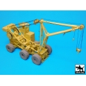 Black dog T72092 Aircraft crash handling and salvage crane compl.kit