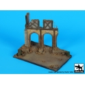 Black dog D72048 House ruin (Europe) N° base