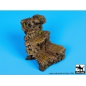 Black dog FD004 Stairs fantasy base