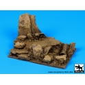 Black dog FD007 Rock fantasy base