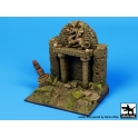 Black dog FD008 Dragon house fantasy base