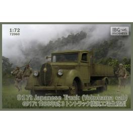 IBG 72060 Camion japonais 917t (Cabine Yokohama)