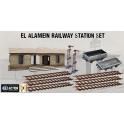 El Alamein Railway Station Set