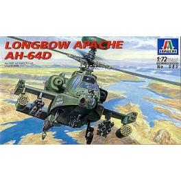 italeri 0080 AH-64D New Longbow