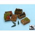 Black dog T48011 Food supplies 2 accessories set