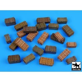Black dog T35040 Universal ammo boxes