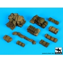 Black dog T35141 Tentage+bedrols Set 1