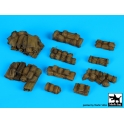 Black dog T35142 Tentage+bedrols Set 2