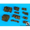 Black dog T35143 Tentage+bedrols Set 3