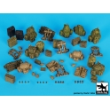 Black dog T35164 US Army (Vietnam) equipment accessories set