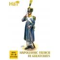 Hät 8234 Infanterie française en manteaux