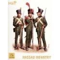Hät 8147 Infanterie de Nassau (réédition)