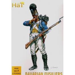 Hät 8169 Fusiliers bavarois (réédition)