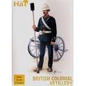 Hät 8210 Artillerie coloniale britannique (réédition)