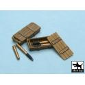 Black dog T48014 King Tiger ammo boxes