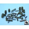 Black dog T48035 US modern equipment accessories - set 1