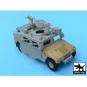 Black dog T48058 IDF Uparmored Humvee conversion set