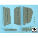 Black dog A32001 Focke-Wulf FW 190 A, D detail set