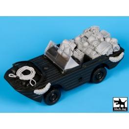 Black dog T35057 Ford G.P.A Amphibian accessories set