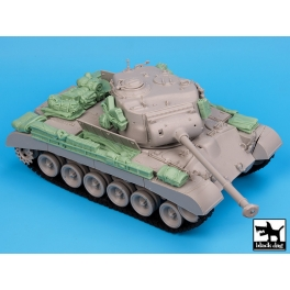 Black dog T35060 US M -26  Pershing accesorie set