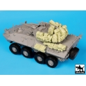 Black dog T35063 Autralian ASLAV accessories set