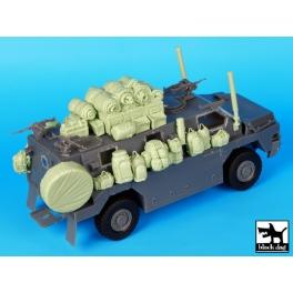 Black dog T35064 Australia Bushmaster accessories set
