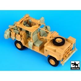 Black dog T35065 US RSOV Rangers accessories set
