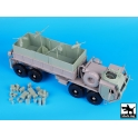 Black dog T35071 M977 Hemtt Gun truck conversion set